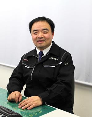 仁王 康博(ニオウ ヤスヒロ)